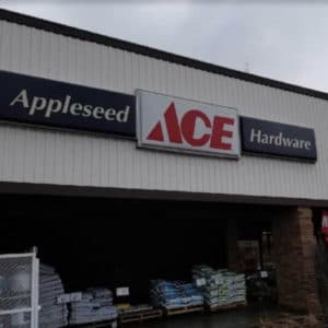 Mansfield store front