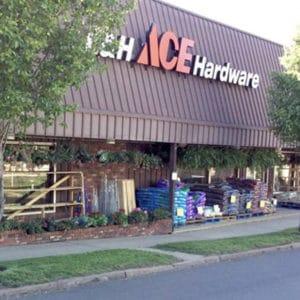 Millersburg store front