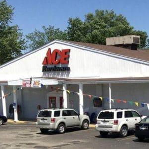 Plain Township store front
