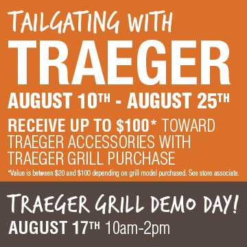 Tailgating with Traeger - web banner_mobile